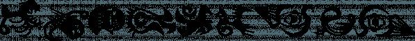 Nerybats™ font family by MINDCANDY